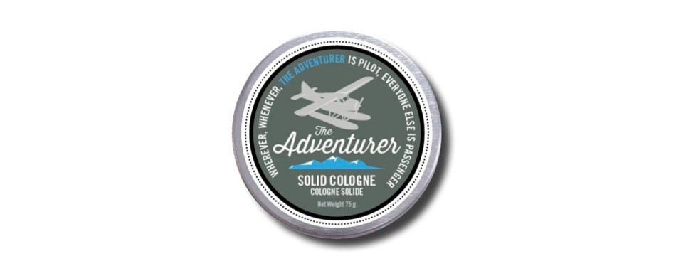 walton wood farm solid cologne – the adventurer