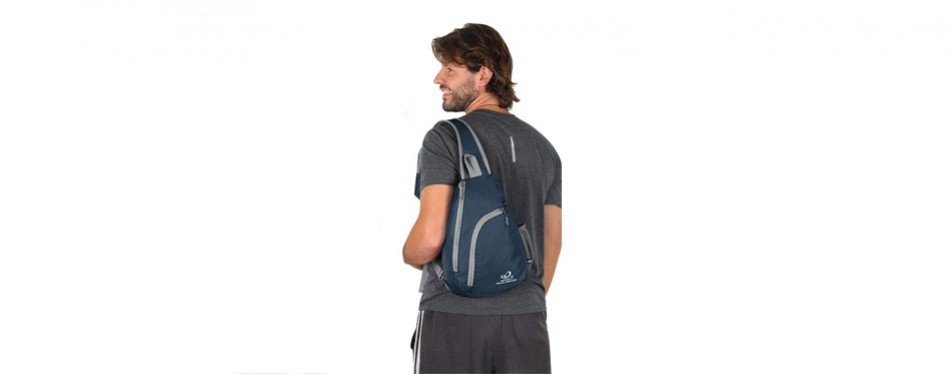waterfly crossbody sling bag