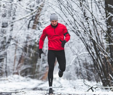 ways to keep fit this winter