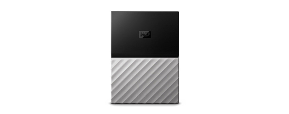 wd 1tb black-gray my passport ultra-portable external hard drive - usb 3.0
