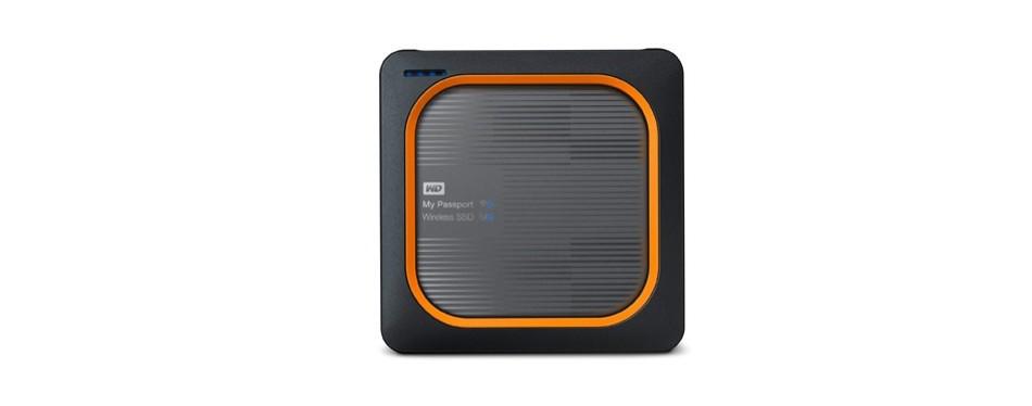 wd my passport wireless ssd external portable drive