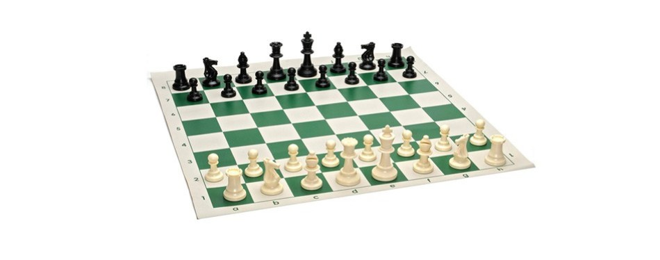 we games tournament chess set
