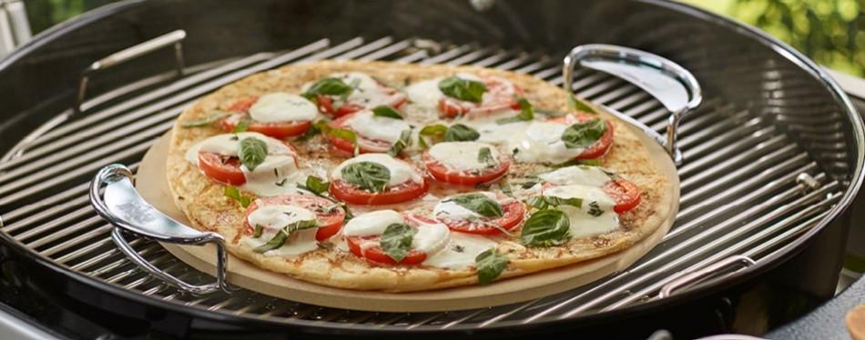 weber gourmet pizza stone