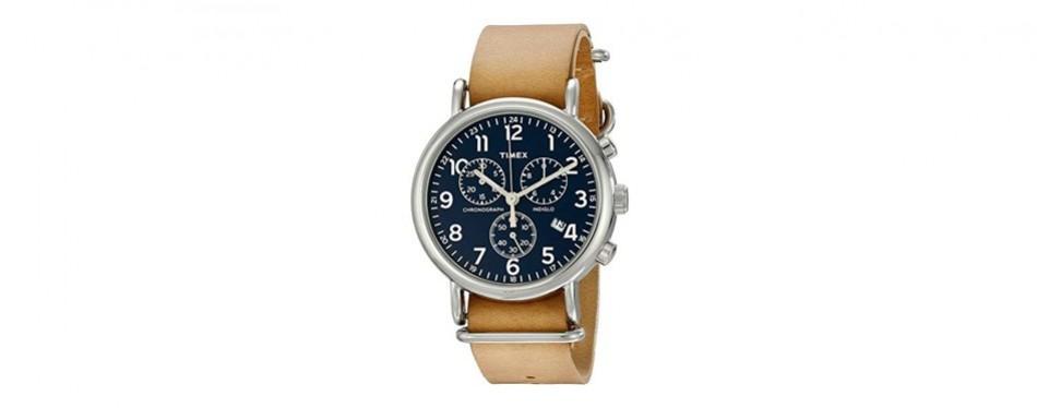 weekender chronograph 40mm