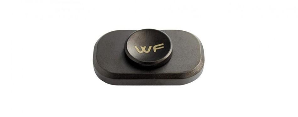 wefidget's original mini metal-electro spinner