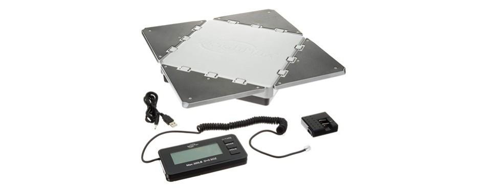 weighmax transformer digital metal-built shipping postal scale