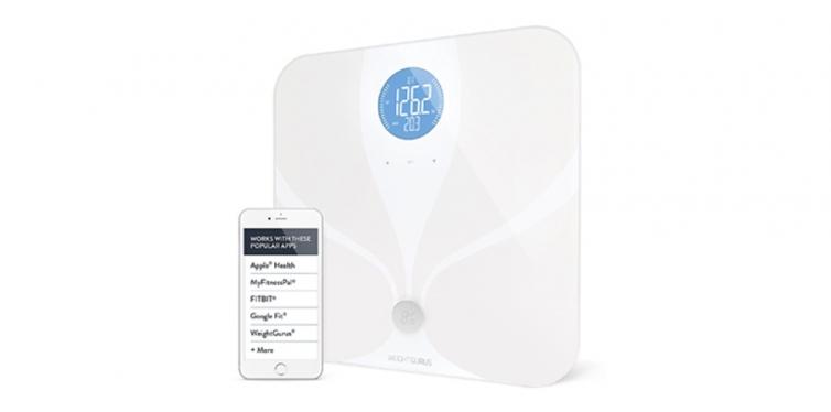 Weight Gurus Bathroom Scale
