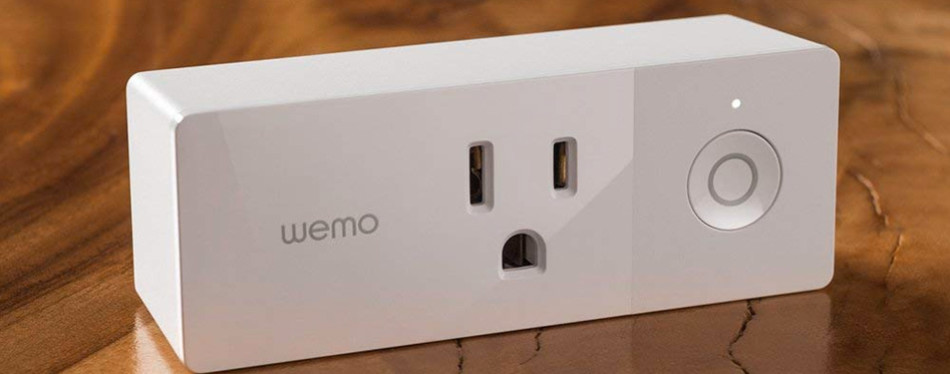 wemo mini smart plug