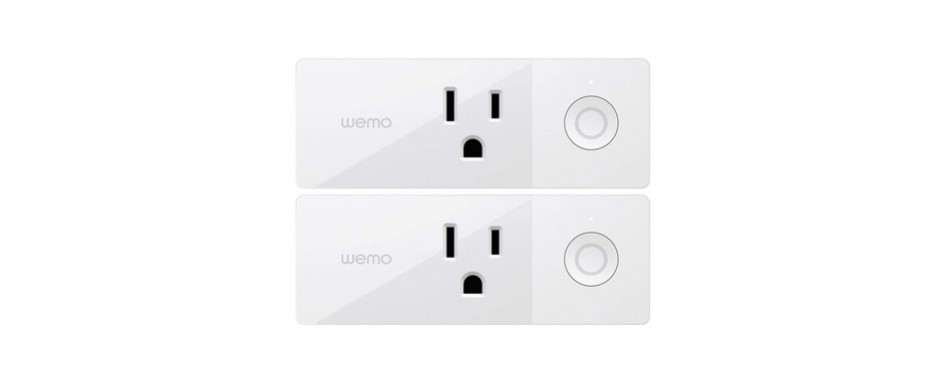 wemo mini wi-fi smart plug