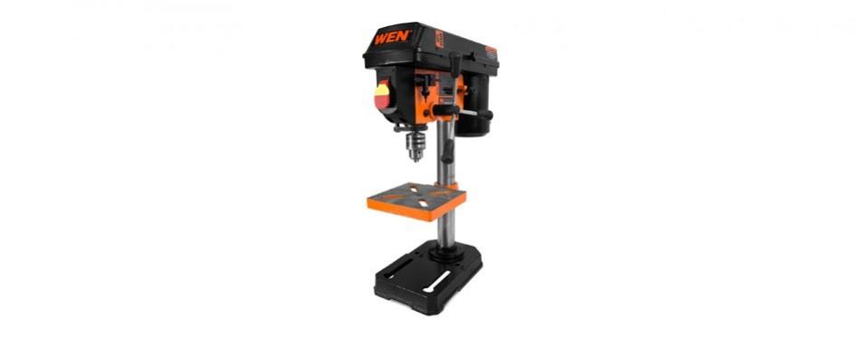 """wen 8"""" 5-speed drill press"""