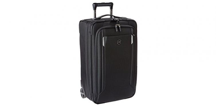 werks traveler 5.0 wt 22 2-wheel carry-on suitcase