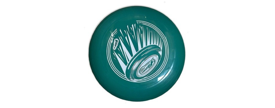 wham-o super flyer frisbee