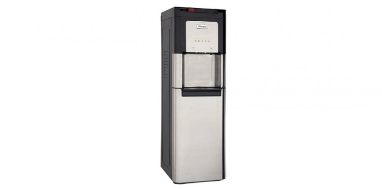 Whirlpool Self-Cleaning Stainless Steel Water Cooler