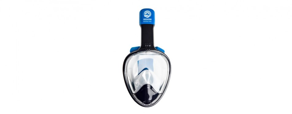 wildhorn outfitters seaview snorkel mask