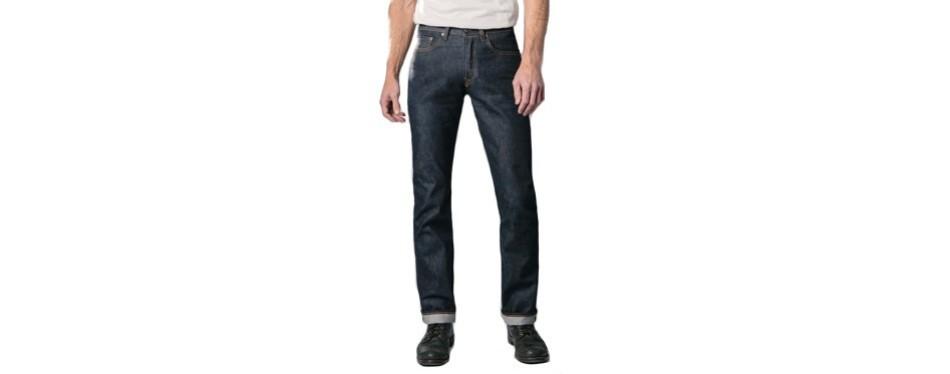 willie rigid indigo american made jeans