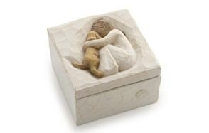 willow tree true sculpted hand-painted keepsake box
