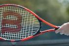 wilson federer tennis racket, 4 3/8