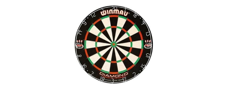 winmau diamond plus tournament bristle board
