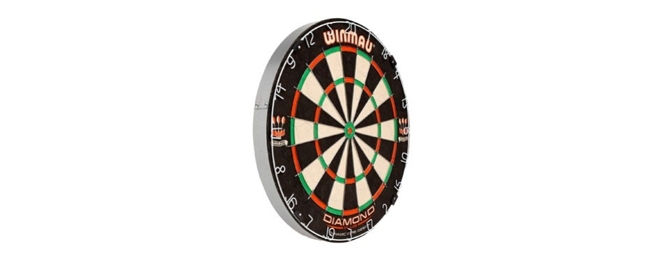 winmau diamond plus tournament bristle board