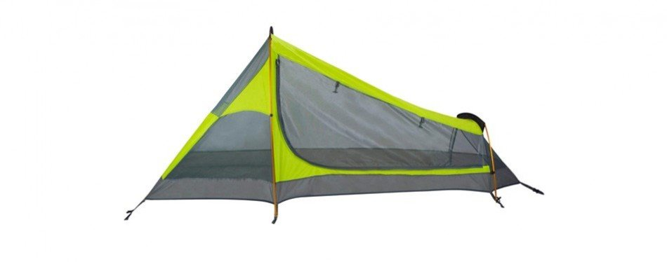 winterial single person backpacking tent