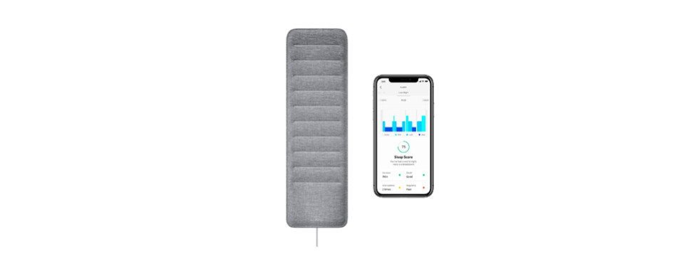 withings sleep sleep tracking pad