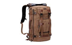 witzman canvas backpack