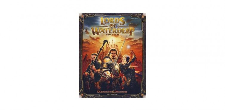 wizards of the coast lords of the deep
