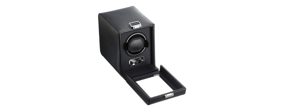 wolf heritage single watch winder