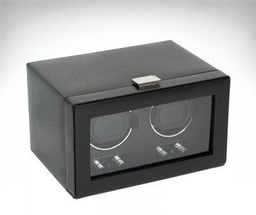 Wolf Heritage Watch Winder
