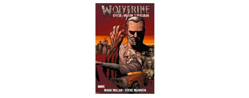 wolverine old man logan by mark millar
