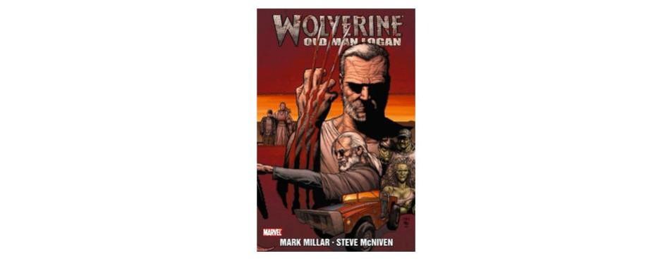 wolverine old man logan by mark millar