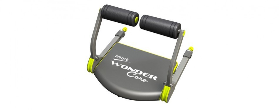 wonder core smart fitness ab machine