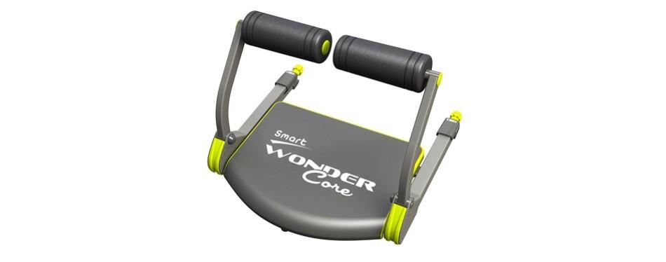 wonder core smart fitness ab machine
