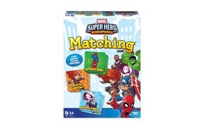 wonder forge marvel matching game