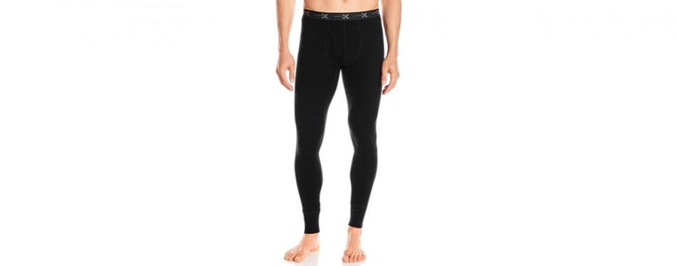 woolx men's merion base layer pants