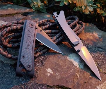 Wootz EDC Pocket Knife