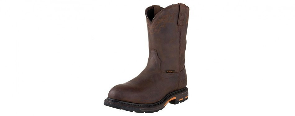 workhog pull-on waterproof pro boot