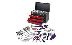 workpro w009044a 408-piece mechanics tool set