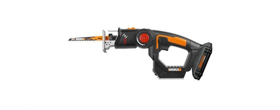 worx wx550l reciprocating saw and jigsaw