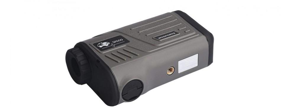 wosports laser hunting golf rangefinder