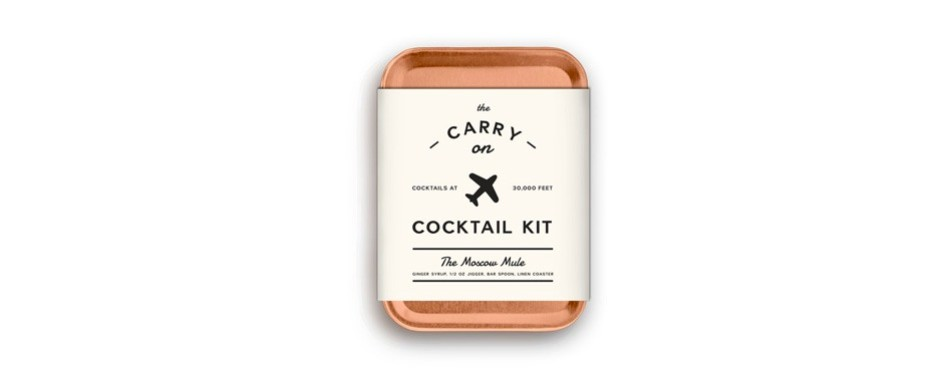 w&p mas-carry kit-mm carry on cocktail kit