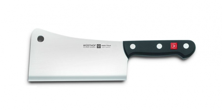 "Wusthof Classic 7 ½"" Stainless Steel Cleaver"
