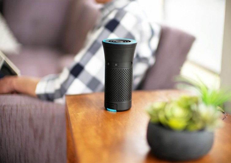 Wynd Smart Portable Air Purifier