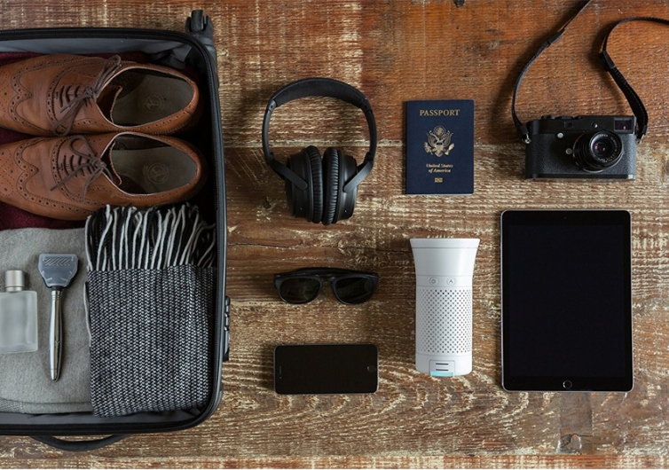 Wynd Smart Portable Air Purifier