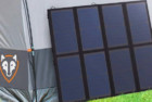 x-dragon solar charger 8-panel station