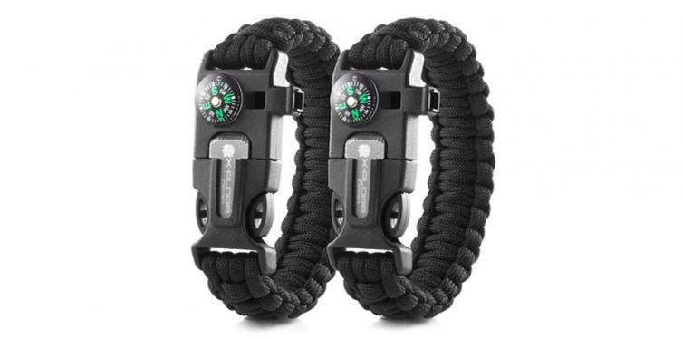 X-Plore Gear Paracord Bracelets