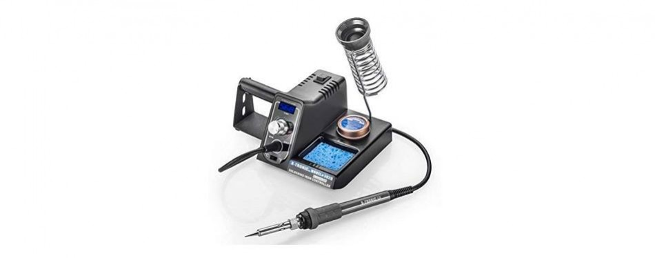 x-tronic digital display soldering iron station