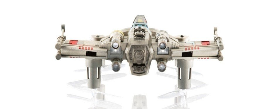 x-wing quadcopter collectors edition
