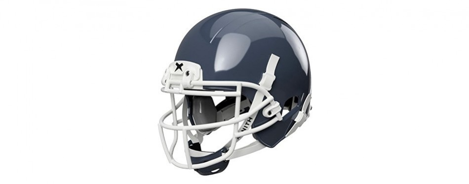 xenith youth x2e+ football helmet mask