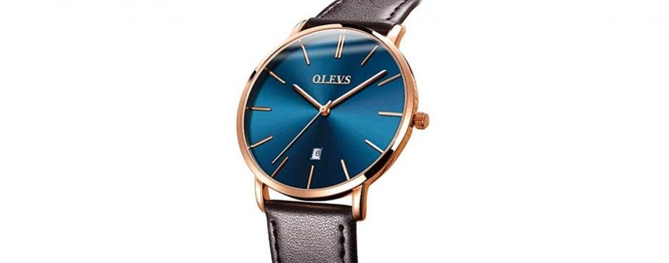 xin lingyu casual thin watch for men